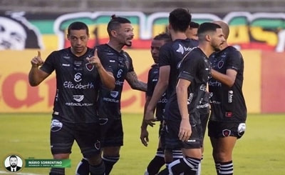 Botafogo-PB aplica maior goleada da Série C 2020 sobre o Imperatriz