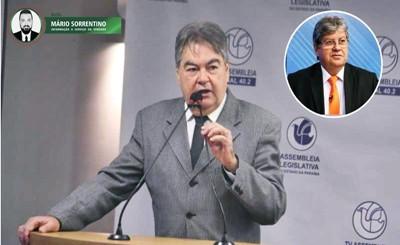 Lindolfo Pires apresenta votos de aplausos a João Azevêdo pela avaliação da PB em pesquisa da FGV