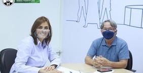 Ana Claudia visita o Sebrae e debate estratégias de incentivo aos micro e pequenos empreendedore...