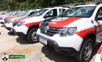 Polícia Militar renova mais de 70 viaturas para fortalecer ações de Segurança Pública