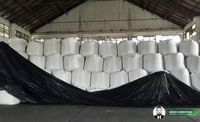 Porto de Cabedelo exporta sal marinho pela primeira vez