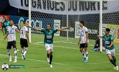 Botafogo-PB perde para o Manaus-AM e continua na zona de rebaixamento