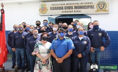 Prefeitura de Conde dá posse a 20 novos agentes da guarda municipal