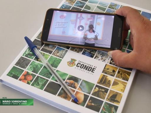 Alunos do 8º e 9º anos da rede municipal de Conde terão aulas virtuais