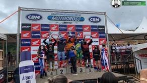 Após mais de 20 anos, paraibano sobe em pódio no Brasileiro de Motocross, maior competição do gên...