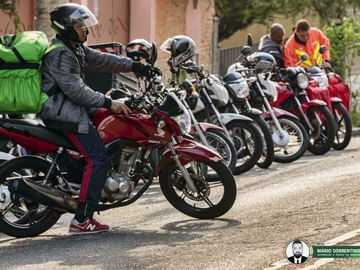 Programa Habilitação Social inscreve motoboys a partir do próximo dia 15