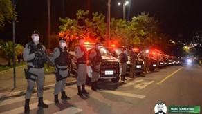 Réveillon: Polícia Militar vai reforçar segurança com mais de 1.500 policiais na Paraíba