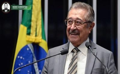 Corpo do senador José Maranhão será velado no Palácio da Redenção, em João Pessoa