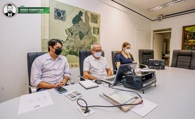 Prefeitura de João Pessoa inicia planejamento para a vacinação contra Covid-19 no mês de março