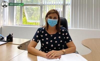 Ana Cláudia cobra da Prefeitura de Campina medidas sociais na pandemia, como fizeram Estado e Pre...