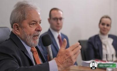 Defesa de Lula pede que STF anule conclusão do processo do triplex