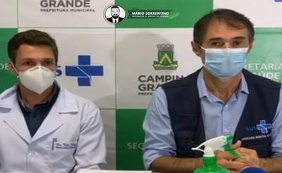 Cunhado de Bruno Cunha Lima que dirige o Hospital Pedro I usou sua empresa para pagar R$ 72.300 a...