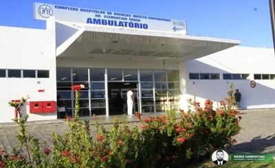 Hospital referência contra a Covid-19 em João Pessoa atinge 100% de ocupação em leitos de enfermaria