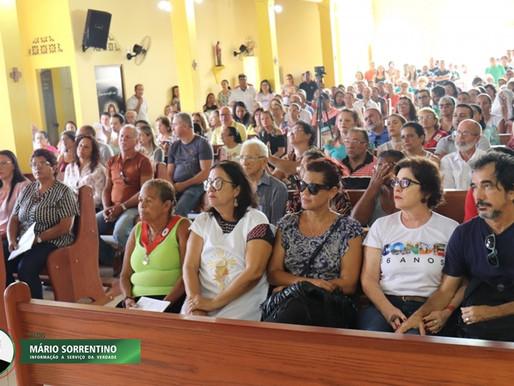 Missa em Ação de Graças celebra os 56 anos de emancipação política de Conde
