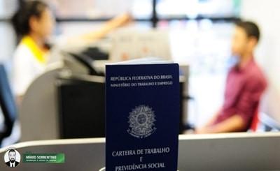 Paraíba gera saldo positivo de emprego pelo 4º mês seguido
