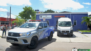 Prefeitura reforma bases da Guarda Municipal para acomodar agentes que atuam em regime de 24 horas