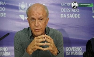 Secretário de Saúde da Paraíba recebe prêmio nacional por destaque na doação de órgãos e tecidos