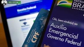Cadastramento para o novo pagamento do auxílio emergencial
