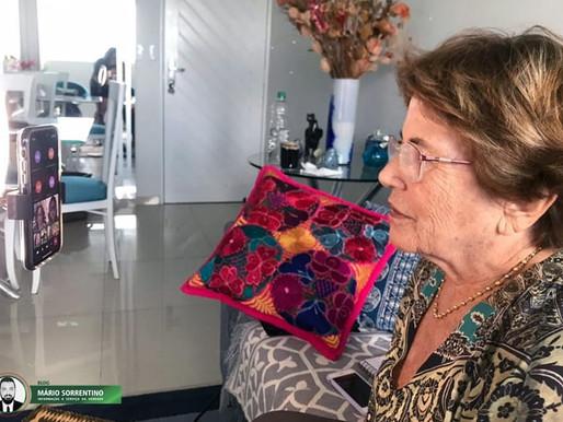 Nilda Gondim participa de reunião da bancada feminina com ministro da Saúde, Marcelo Queiroga