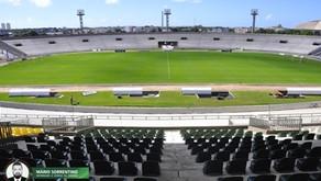 Estádios prontos para o retorno do Campeonato Paraibano 2020