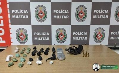 Polícia Militar entra em confronto com grupo que planejava promover ataque a tiros em João Pessoa
