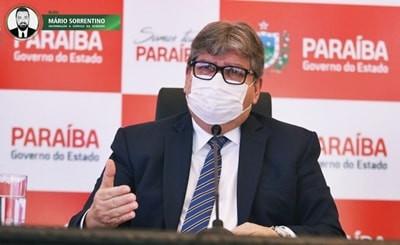Em nota, governo do estado descarta lockdown na Paraíba