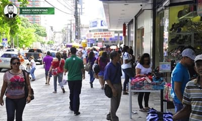 Varejo paraibano cresce 12,8% em setembro, revela IBGE