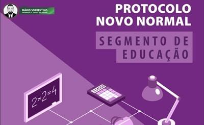 Governo da Paraíba divulga protocolo do novo normal para o segmento de educação