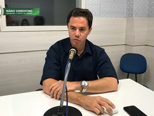 Senador Veneziano Vital reafirma compromisso com a reeleição de João Azevêdo para governador