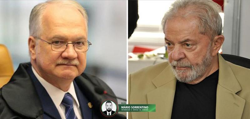 Fachin defende candidatura de Lula e é cobrado por Gleisi a votar ...