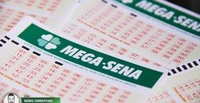 Resultado Mega-Sena: veja os números sorteados no concurso deste sábado (26)
