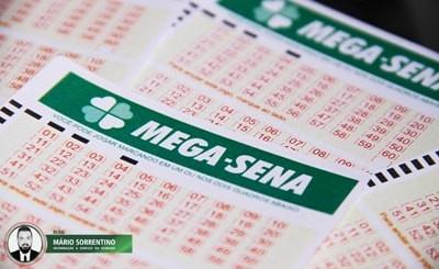 Confira o resultado da Mega-Sena desta quarta; prêmio é de R$ 41,7 milhões