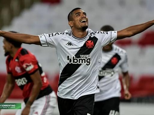 Vasco vence o Flamengo por 3 a 1 e quebra jejum de cinco anos