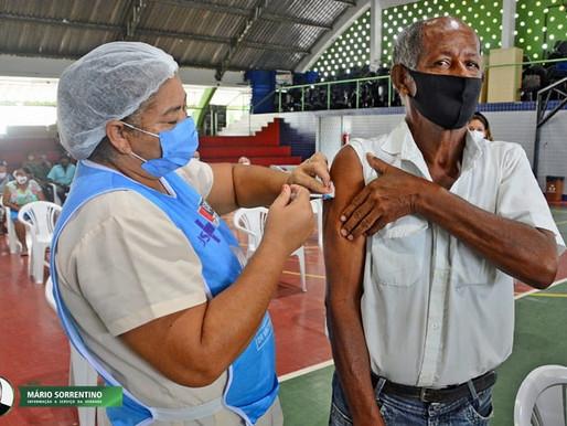 João Pessoa abre 'corujão da vacinação' para aplicar segunda dose neste sábado; veja os locais