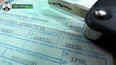 Pagamento com desconto de 10% do IPVA de placa com final 2 termina nesta sexta-feira (26)
