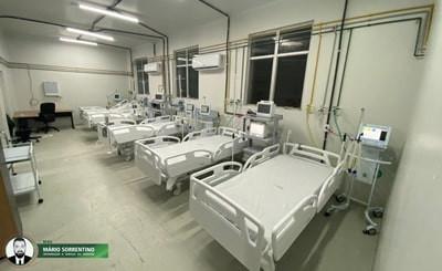 Hospital de Clínicas de Campina Grande chega a 60 leitos de UTI para tratamento da Covid-19