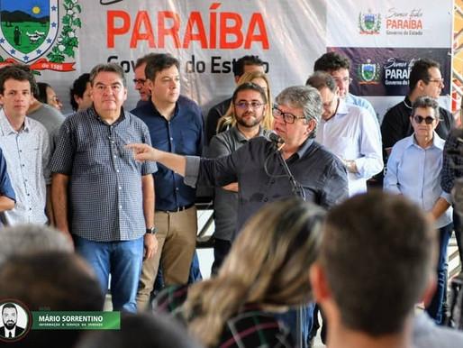 João Azevêdo inaugura escola integral em Santa Cruz e destaca bons índices da educação na Paraíba