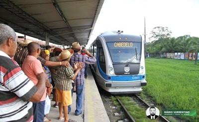 Justiça restabelece suspensão temporária da circulação de trens na Grande João Pessoa