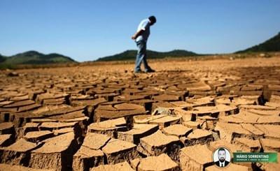 Governo Federal reconhece situação de emergência por estiagem em 107 cidades da Paraíba