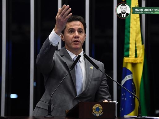 Na Tribuna, Senador Veneziano Vital repudia declarações de Bolsonaro contra jornalista da Folha