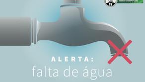 Falta água em onze bairros de João Pessoa neste domingo (11)