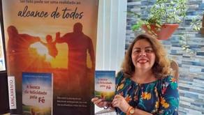 """FCJA sedia lançamento do livro """"A busca da felicidade pela fé"""""""