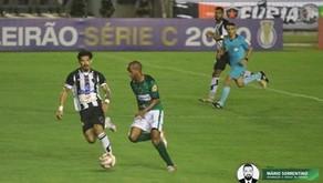 Botafogo-PB e Manaus empatam sem gols e seguem sem vencer na Série C