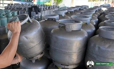 Preço do gás de cozinha volta a subir na Paraíba a partir deste sábado (07)