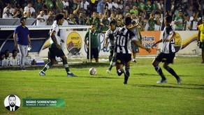 Botafogo-PB virá e vence o Nacional de Patos por 3x2