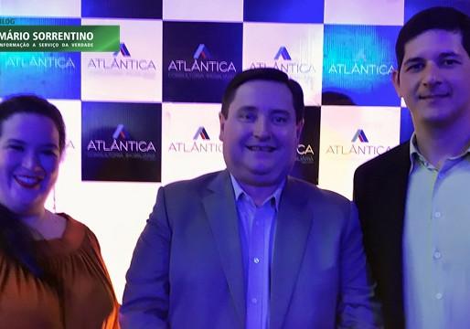 Presidente do Creci-PB prestigia instalação de nova sede da Atlântica Imobiliária