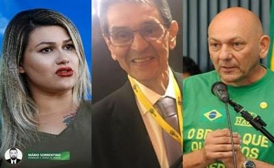 Contas de bolsonaristas em redes sociais são retiradas do ar após decisão de Alexandre de Moraes