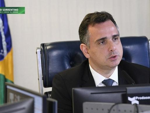 Pacheco descarta cumprir decisão de juiz que veta Renan como relator da CPI