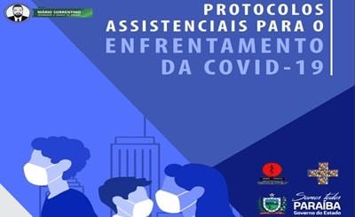 Governo da Paraíba publica e-book com protocolos de enfrentamento da Covid-19 nos serviços de saúde