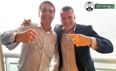 Para voltar ao PSL, Bolsonaro exige expulsão de sete deputados e um senador, Julian Lemos entre eles